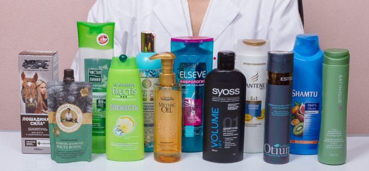 Рейтинг самых лучших женских шампуней для волос