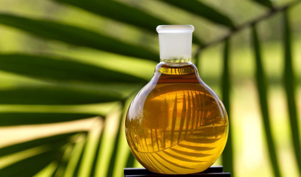 Применение масло для волос