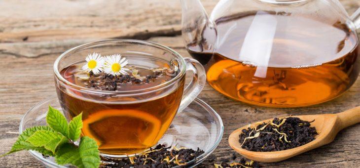 Чай для похудения — 15 лучших рецептов