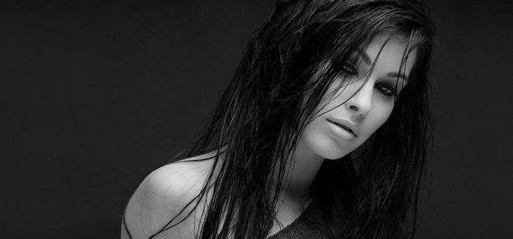 Мелирование на черные волосы — лучшие фото специалистов