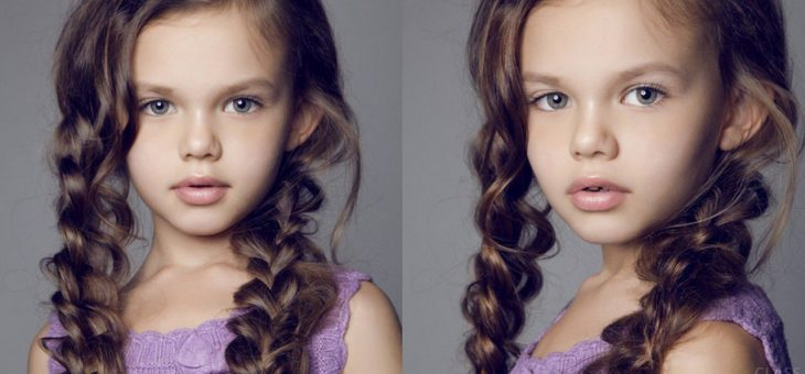 Прически для девочек на длинные волосы: 50 лучших идей