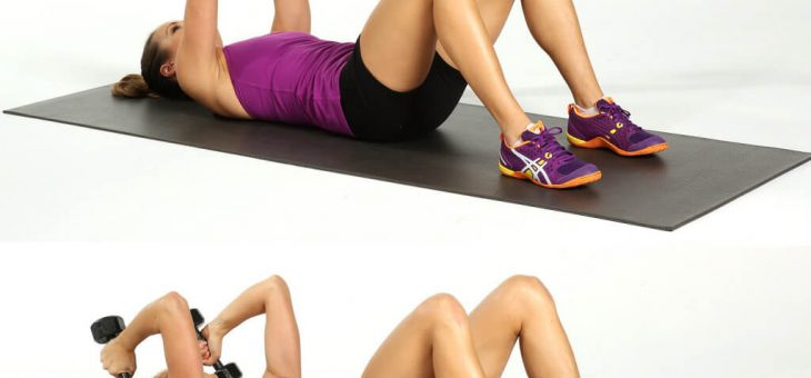 Упражнения для трицепса — 20 лучших упражнений