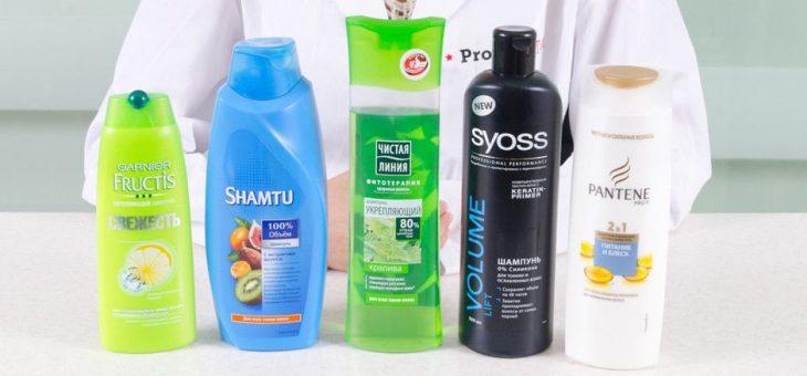 10 лучших шампуней для укрепления и роста волос