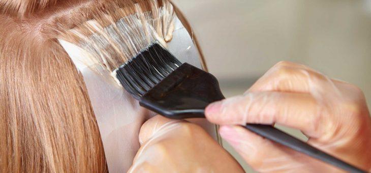 Краска для волос без аммиака: 5 лучших производителей