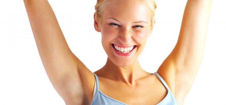 Лучшие способы лечения гипергидроза