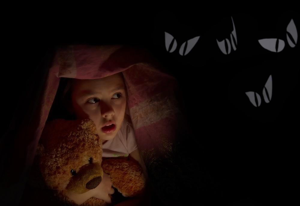 страх темноты