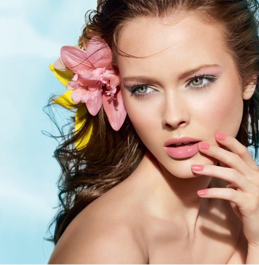Какой макияж подойдет на лето?