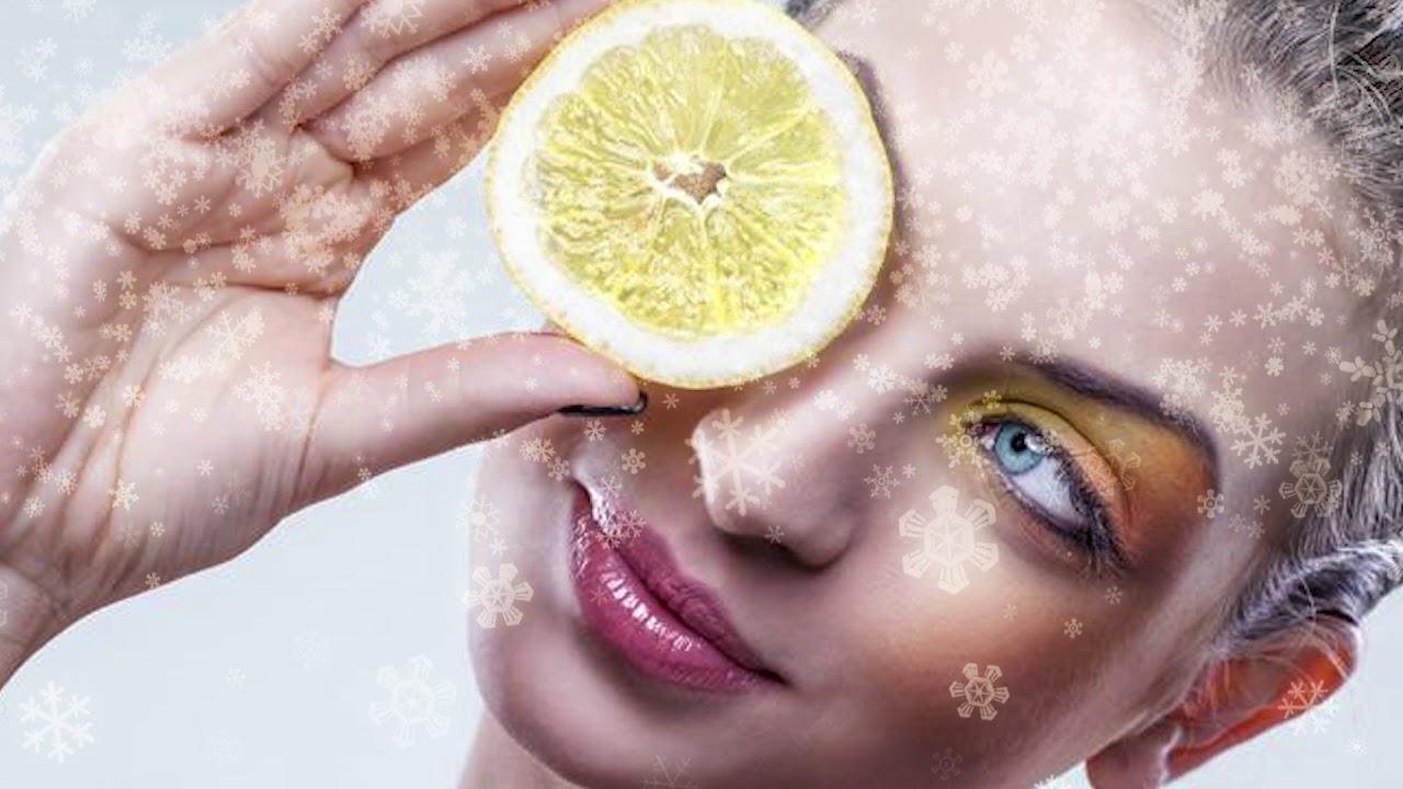 Процедура фруктового пилинга для лица