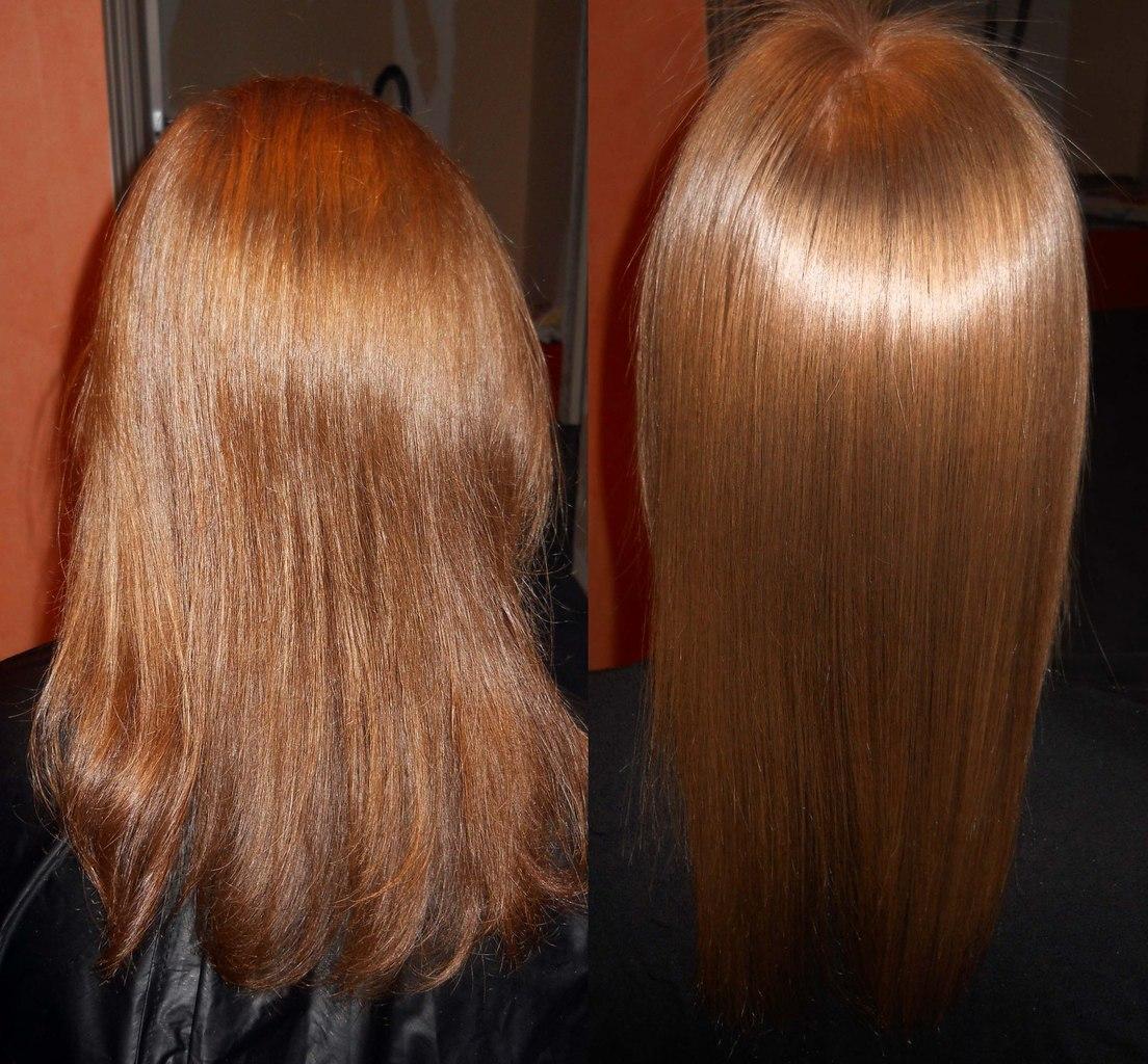 Глазирование волос - виды, средства для процедуру, цена и отзывы