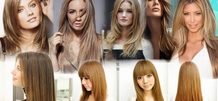 Стрижка лесенка на длинные, короткие и средние волосы