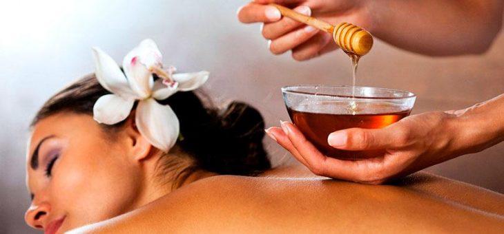 Медовое обертывание — рецепты и применение